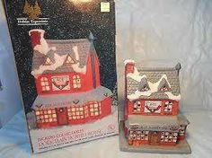 Dickens Collectables Christmas Village Ace Hardware W/ Box Holiday ...