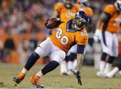 Julius Thomas  TE  , Denver Broncos