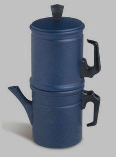 Neapolitan Flip Drip coffee maker