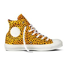 Chuck Taylor High-Top – Black & Yellow from Converse x Marimekko  - R499 (Save 29%)