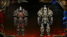 Battle for Azeroth Warfronts - Faction Transmog Rewards, Stromgarde, Gameplay