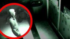 Man Walks Through Wall Caught on CCTV Camera | The Fortean Slip
