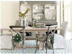 Harriet Dining Room  I  ballarddesigns.com