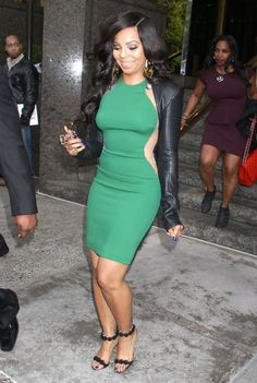 Ashanti-Stella-McCartney-Dress-Azzedine-Alaia-Heels