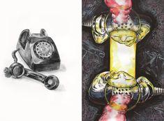 Inspiration, Drawings, Creative, Korean Art, Creative Drawing, Art Inspiration