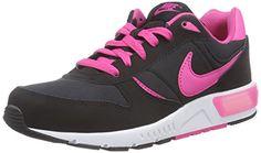 Nike Nightgazer (gs), Chaussures de Running Fille - Noir (black/hot Pink/white), 35.5 EU Nike http://www.amazon.fr/dp/B00KRP4PAE/ref=cm_sw_r_pi_dp_vfmuwb0GNDVBQ