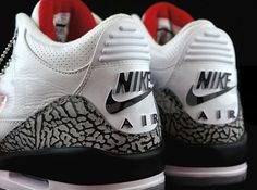 Nike Air Jordan 3 White Cement '88 Retro Confirmed http://www.equniu.com/2013/01/02/nike-air-jordan-3-white-cement-88-retro-confrimed/