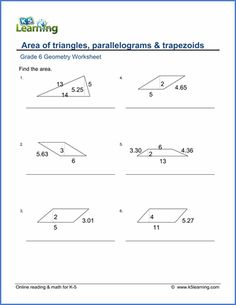 Esl Spelling Worksheets Printables Area Of Parallelogram Worksheet Calculate The Area Of  Teaching Subtraction With Regrouping Worksheets Excel with Solving Systems Of Equations By Graphing Worksheet Answers Pdf Grade  Geometry Worksheet Area Of Triangles Parallelograms Trapezoids Ten Plagues Worksheet Excel