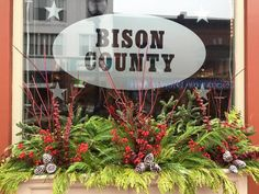 Bison County Bar and Grill, Waltham Waltham Massachusetts, Best Bbq, Bison, New England, The Good Place, Places To Go, Christmas Wreaths, Things To Do, Holiday Decor