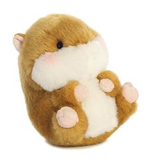 Aurora World Frolic Hamster Rolly Pets Plush Toy (Brown/White/Pink) Aurora http://www.amazon.co.uk/dp/B01ARMVTA0/ref=cm_sw_r_pi_dp_rUT6wb0Q04SS7