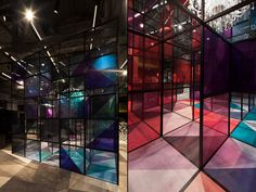 Kids Museum of Glass by COORDINATION ASIA, Shanghai   China museum exhibit design