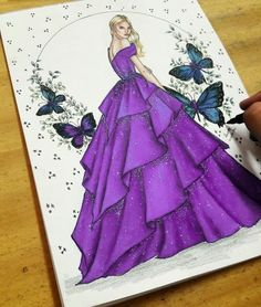 The Effective Pictures We Offer You About fashion sketches template A quality picture can tell you m Dress Design Drawing, Dress Design Sketches, Fashion Design Sketchbook, Dress Drawing, Fashion Design Drawings, Wedding Dress Sketches, Fashion Drawing Dresses, Fashion Illustration Dresses, Fashion Model Sketch
