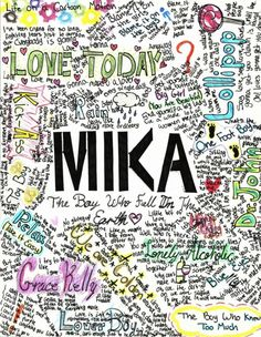 His album Life in Cartoon Motion :) Mika Lyrics, Mika Songs, Music Love, Music Is Life, Sounds Good To Me, Song Lyric Quotes, Grace Kelly, Vintage Advertisements, Jukebox