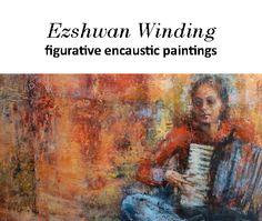 encaustic painting - Google Search