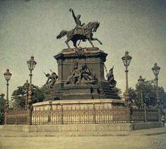 Marc Ferrez | Acervo Instituto Moreira Salles Praça Tiradentes, c. 1914
