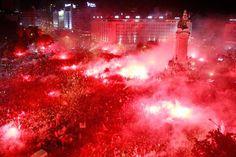 BENFICA GLORIOSO...: Campeonato Nacional V. Setúbal – SL Benfica, 0-5: Qualidade dita goleada no Bonfim!