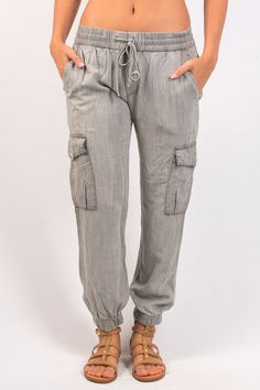 Cool Slate Lounge Pants