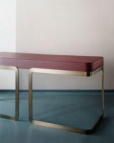 MARTA-SALA3. bench seat with 70s-ish Italian glam