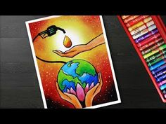 save fuel for better environment drawing competition 2018 - Google Search