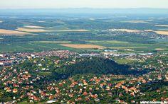 Pécsi Makár-hegy és a horizonton a horvát Papuk-hegység Utca, River, City, Outdoor, Beautiful, Outdoors, Cities, Outdoor Games, The Great Outdoors