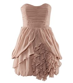 dusty rose bridesmaid dresses | more of the color I want & love the style