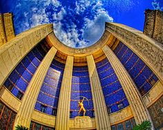 Image: Dallas, TX - Fair Park - Hall of State (© Matt Pasant/Flickr/Getty Images)