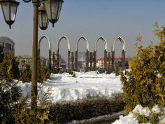 Almaty, Kazakhstan / Vystavka dostizhenyi nauk- ВДНХ