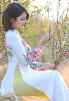 Hermosa la chica y su ropa!