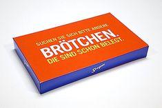 Verpackung: Bäckerei Sorger   KlonBlog