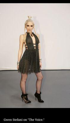Gwen Stefani, Dresses, Fashion, Vestidos, Moda, Fashion Styles, Dress, Fashion Illustrations, Gown