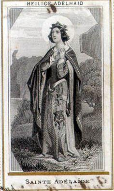 Saint Adelaide of Burgundy