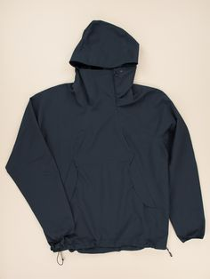 Namu Shop - Goldwin Hooded Pullover - Black