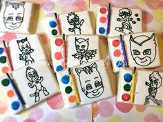 PJ Masks PYO Cookies
