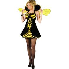 Queen Bee Adult Halloween Costume