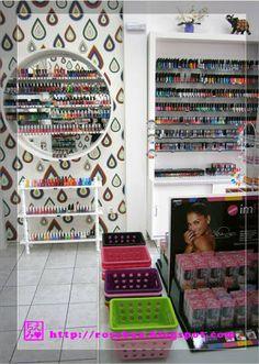 RoseBox: Esmalteria Love Esmaltes - Curitiba/PR