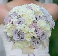 Hy New Year To All One Bride At A Time Lavender Bridal Bouquetswedding Bouquetsstephanotis