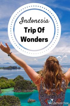 Indonesia Trip Of Wonders. From magical sunrises & secret waterfalls in Bali, to smiley kids & paradise islands in Raja Ampat, Indonesia's #TripOfWonders exceeded expectations...