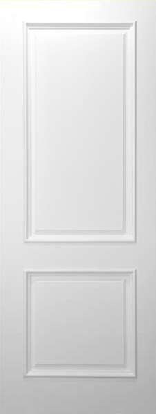 20 Minute Fire Rated 2 Panel Raised Panel and Raised Moulding Exterior Doors, Interior And Exterior, Solid Core Interior Doors, Door Dividers, Primed Doors, Fire Rated Doors, White Internal Doors, Doors Online, Timber Door
