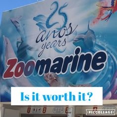 Zoomarine is heavily advertised as a day out in the Algarve, is it worth the expensive ticket? Here's the lowdown and some tips about your trip there Algarve, Travel With Kids, Us Travel, Family Holiday, Days Out, Ticket, World, Tips, Travelling