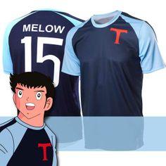 Ya está disponible la camiseta de Dani Melow en nuestra web