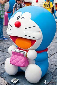 100 years before the birth of Doraemon at Habor City, Hong Kong