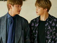 Jimin & Tae