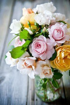 ♔ Flowers! ♥Aline