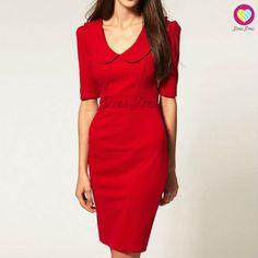 vestido tubinho com manguinha 6