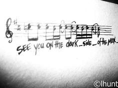Pink Floyd lyrics by lynettesphotography