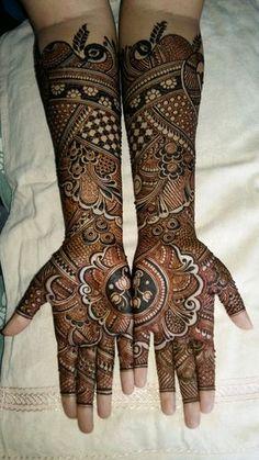 Photo From Bridal mehandi designs – By Hari Om Mehandi Artist – Henna 2020 Wedding Henna Designs, Engagement Mehndi Designs, Khafif Mehndi Design, Latest Bridal Mehndi Designs, Full Hand Mehndi Designs, Indian Mehndi Designs, Mehndi Designs 2018, Mehndi Designs For Girls, Modern Mehndi Designs