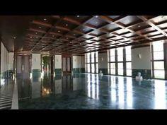Cumhurbaşkanlığı Külliyesi Ana Binası Basına Açıldı.