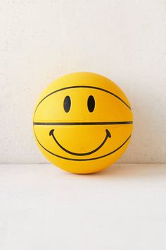 Slide View: Chinatown Market X Smiley UO Exclusive Smiley Basketball Basketball Skills, Basketball Design, Basketball Stuff, Custom Basketball, X Smiley, Smiley Faces, Gift Guide For Men, Whatsapp Wallpaper, Everyday Objects