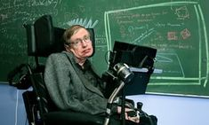 Mind over matter': Stephen Hawking – obituary Stephen Hawking at his office at the department of applied mathematics and theoretical physics at Cambridge University in Roger Penrose, Stephen Hawking Quotes, History Of Time, Neurone, Theoretical Physics, Mind Over Matter, Quantum Mechanics, Physicist, Bright Stars