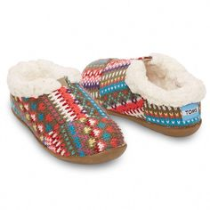 432610edf95 Look at this TOMS Stripe Knit Classics Slipper - Tiny on today!